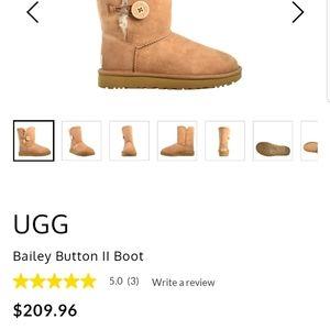 UGG Bailey size6